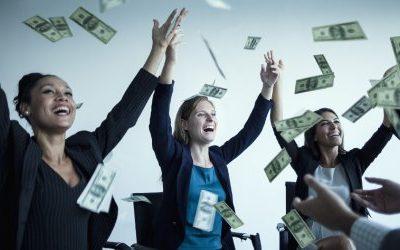 Arbeiten Sie für Geld oder für etwas Größeres?